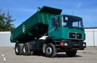 camión MAN 26.372 6x4 model 1991 - TIPPER