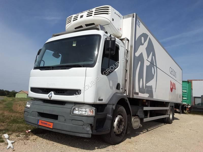 camion renault frigo thermoking multitemperature premium 270 dci 4x2 gasolio euro 3 sponda usato. Black Bedroom Furniture Sets. Home Design Ideas