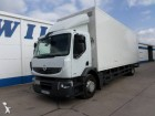 camion fourgon double étage Renault occasion