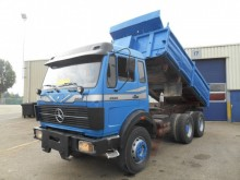 camión Mercedes 2626 Kipper 6x4 V8 Top Condition