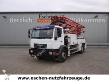 camión MAN LE 18.280 4x2, Putzmeister BSF 28.11 HLS, 28 Mtr