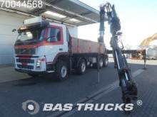 camión Volvo FM 400 8X4 Manual Steelsuspension Euro 3 Hiab 60