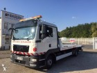 camion soccorso stradale MAN usato