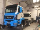 used MAN chassis truck