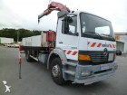 camion plateau ridelles Mercedes occasion