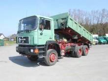 camion MAN F10 / 27.342 FAK 6x6 / 6x6
