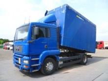 camion ribaltabile trasporto cereali MAN usato