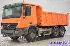 Mercedes Actros 3346 - 6x4 truck