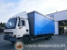 camión lona corredera (tautliner) DAF usado