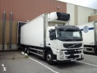 used multi temperature refrigerated truck