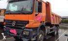 used Mercedes tipper truck