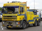 used DAF tow truck