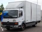 camion furgone Mercedes incidentato