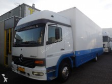 camion Mercedes Atego 1223 L + euro 2 + 317km! manual + lift
