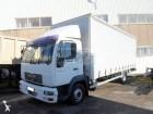 camião caixa de cortinas MAN usado