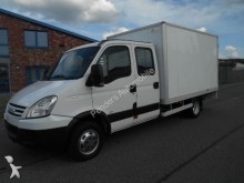 Iveco Daily 40C15 Doppelkabine Koffer truck