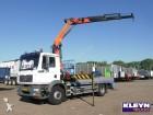 camión MAN TGM 18.240 PK 12502 ONLY 199TKM