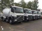 camion Mercedes Arocs 3640 8x4 Euro6 M-Fahrerhaus LIEBHERR HTM 9