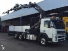 camión Volvo FM 9 - 300 / 33 t/m Hiab + Jib / Manuel