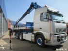 camión Volvo FH 13.420 Euro 5 EEV Fassi 21 ton/meter Kran