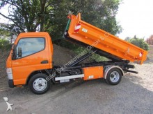 camión Mitsubishi Canter Fuso 6 S 15 Abrollkipper 3,1 t Nutzlast