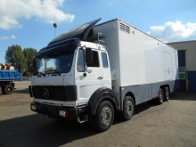 camion Mercedes 3333 (3535) Box Truck 8x4 V8 Only 159.000 KM !