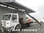 Scania P93M 210 Unfall - Fahrbahr 4X2 Manual Hardholdz- truck