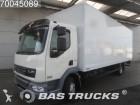 camión furgón DAF usado