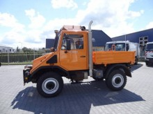 camion benne Unimog occasion