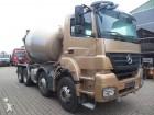 camion Mercedes 3240 B Axor-C-8x4-Euro 5-Stetter 8 m³