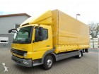 camion Mercedes 816 L-Atego-Euro 5-4x2-LBW