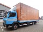camion Mercedes 817 Schaltgetriebe-3-Sitzer