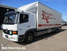 camión Mercedes Atego 1528 manual euro 2