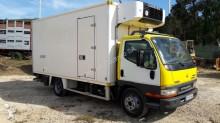 camião frigorífico Mitsubishi usado