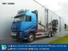 camión Volvo FH16.550 6X4 TIMBER TRUCK WITH CRANE MANUAL EURO 5