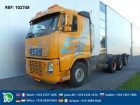 camión Volvo FH550 8X4 TRIDEM CHASSIS