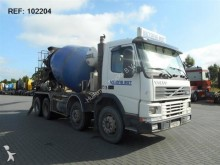 camion Volvo FM12.380 8X4 MANUAL FULL STEEL WITH LT