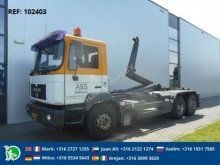 camion multibenne MAN occasion