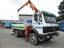 camion Mercedes 1417 A + ATLAS 80.1 WORKSHOP