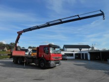 camion Renault 410 Dxi LANDER + FASSI F290