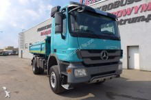 camion Mercedes Actros 1841 4X4 Meiller Kipper 3 sided Kipper