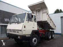 camión volquete Steyr