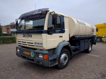 camion Steyr 18S23 4x2 12000L Compleet! 55.000km!