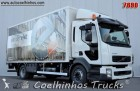 camion fourgon Volvo occasion