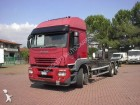camion portacontainers Iveco usato
