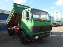 camión Mercedes 1619 Kipper Top Condition