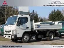 camión Mitsubishi FUSO 7C15 MEILLER Dreiseitenkipper AHK Klima