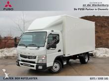 camion Mitsubishi Fuso Canter 3C13 Leichtbaukoffer Heckportaltüren