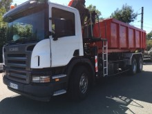 camion Scania P124 420