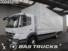 camion Mercedes Atego 1222 L 4X2 Manual Ladebordwand Bordwande E